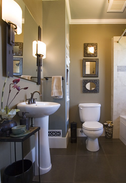 Photo of Bathroom Remodel - Click for a larger image